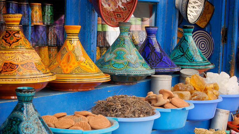 Intrepid Travel-morocco_produce-market