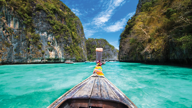 Intrepid Travel-thailand_boat-ride