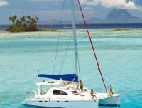 Sailing Carribean