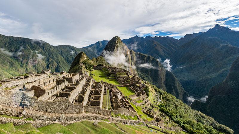 Inka-Trail Machu Picchu