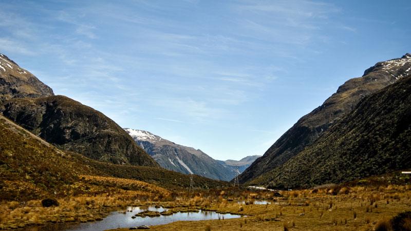 Singlereisen Neuseeland