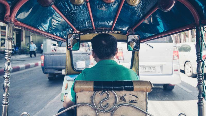 Singlereisen Thailand