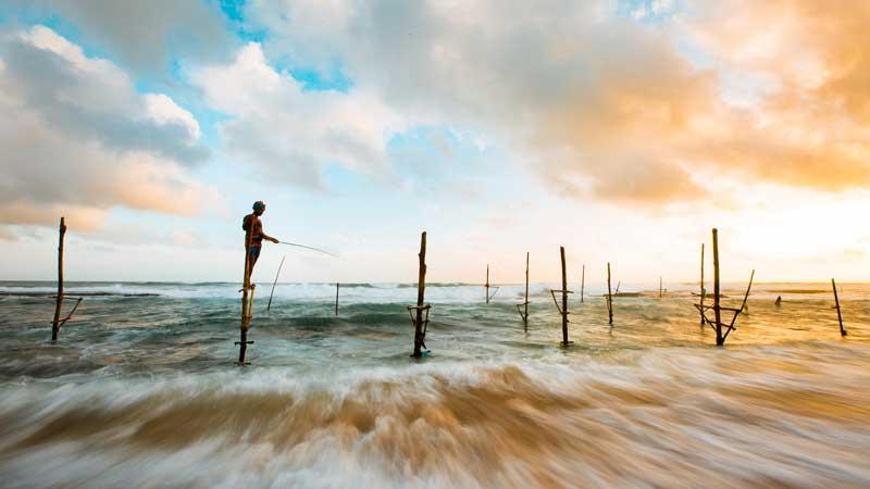 Beste Reisezeit Sri Lanka