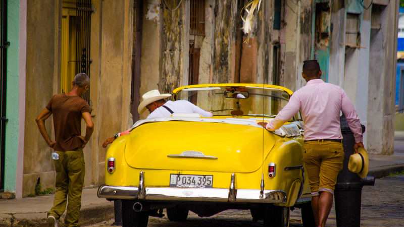 Kuba Reisebericht Cuba on a shoestring