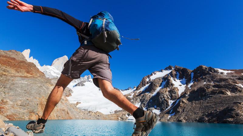 Intrepid Travel-chile_patagonia_traveller-hike-step-lake-1