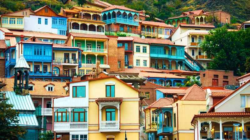 Intrepid Travel-georgia_tbilisi_old_town