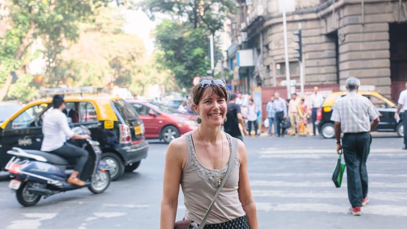 Als Frau alleine durch Indien