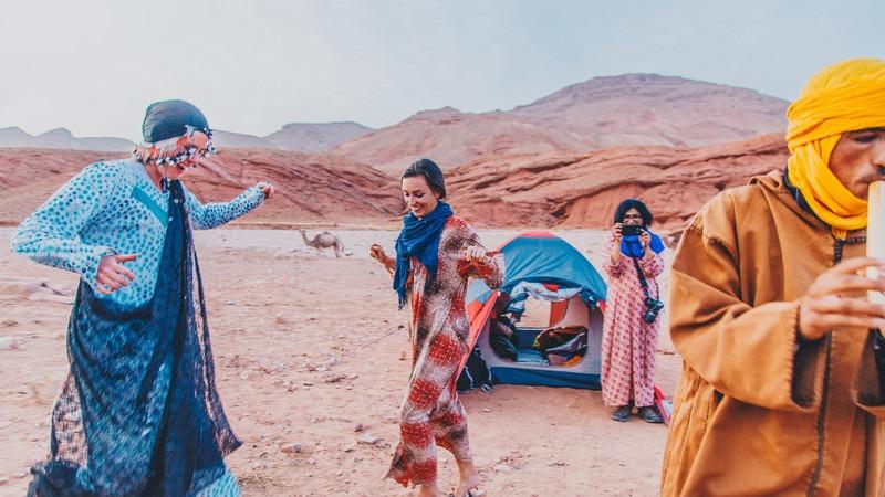 Nordafrika-Marokko-Hoher-Atlas-Berber