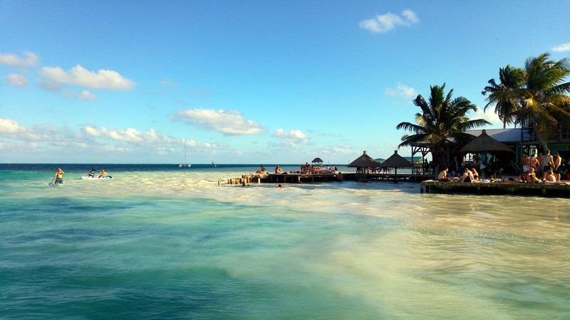 Mittelamerika-Belize-Caye-Caulker