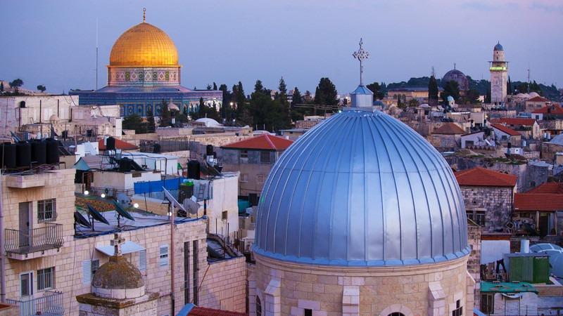 Naher-Osten-Israel-Jerusalem