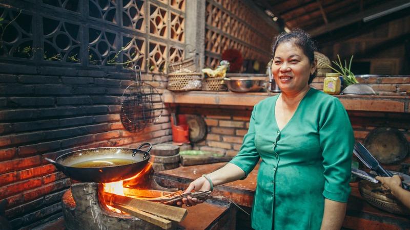 Südostasien-Vietnam-Gastfamilienaufenthalt