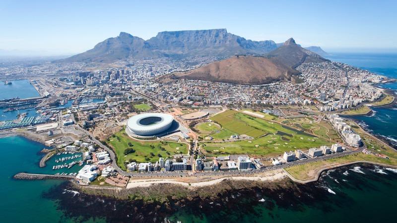 Afrika-Südafrika-Kapstadt