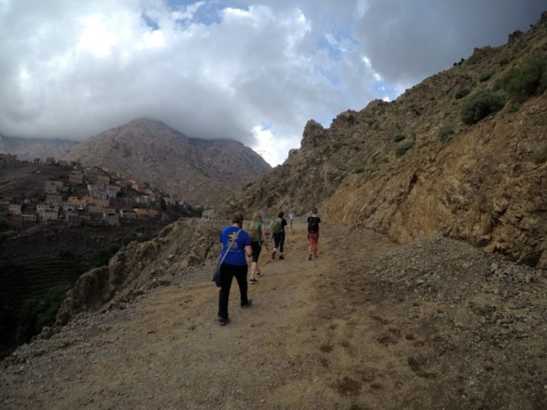 Marokko-Toubkal-Weg-von-Imlil-nach-Aroumd